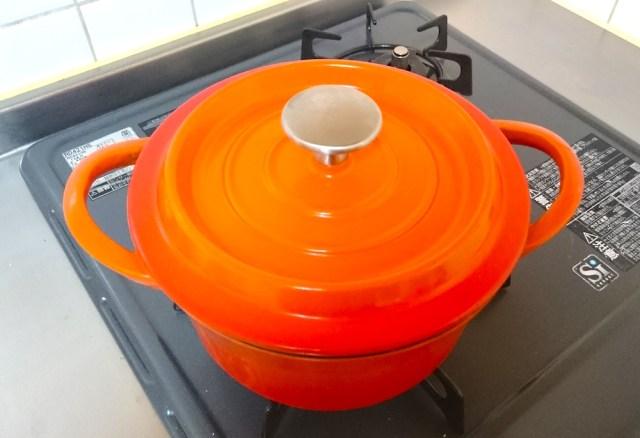 【お買初め2017】「ル・クルーゼ」にそっくりだけど5000円以下!! トップバリュの「鋳物ホーロー鍋」を1年使ってみた