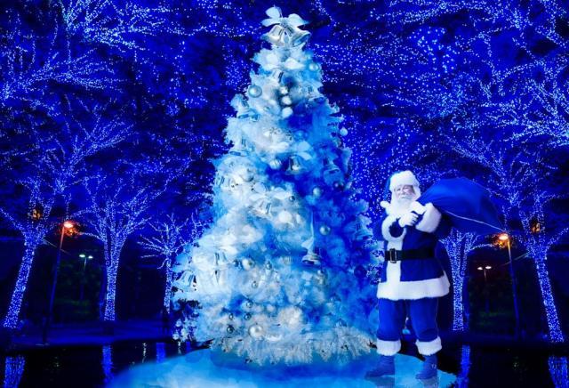 クリスマス3連休限定で『青の洞窟 SHIBUYA』に人工雪を降るっ! こりゃロマンチックが止まらないよぉおお!!