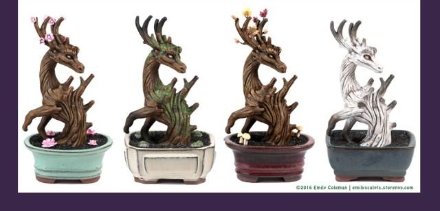 宮崎駿作品がインスピレーションのもと! 自然を感じさせるドラゴン彫刻が可愛くってファンタジックです