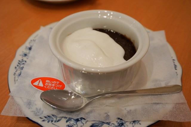 ドトールの「フォンダンショコラ」が悪魔的に美味いーっ! チョコで温まる贅沢感がたまりません