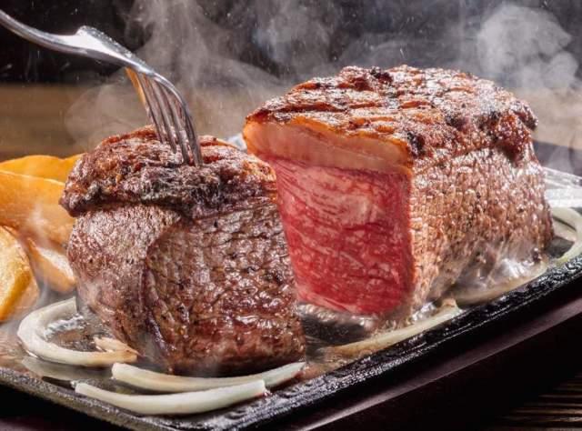 【肉食女子歓喜】ステーキガストで牛肉の超希少部位「イチボ」のフェア開催! 赤身なのにジューシーで超やわらかな肉を堪能せよ