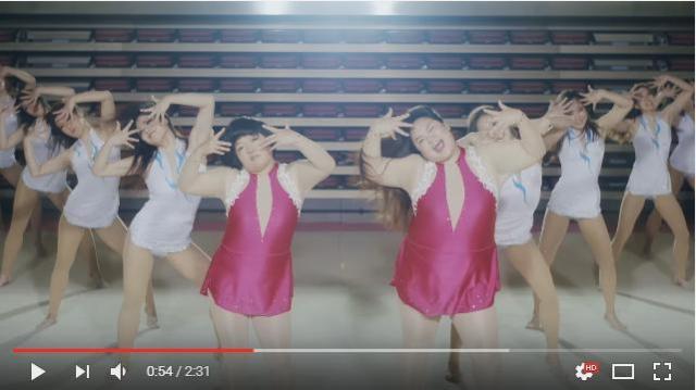 おかずクラブがフィフス・ハーモニーの日本版MVでセクシーダンスを披露!! ゆいPのキレッキレの動きから目が離せない