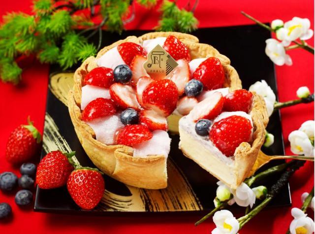 人気和菓子「いちご大福」をチーズタルトに!? PABLO新作「いちご大福チーズタルト」が激ウマ革命の予感です★