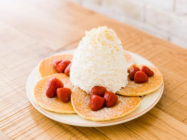 【仙台限定】Eggs 'n Thingsにアロハシャツを着ていくと「パンケーキ1皿無料」になるってよっ!!!
