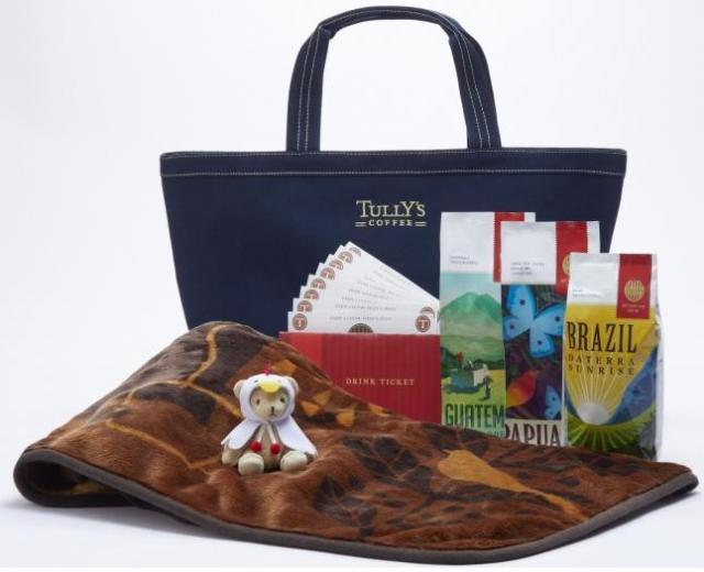【福袋2017】タリーズ「ハッピーバッグ」の予約が始まってるよ〜! 福袋の中身も公開されてますっ