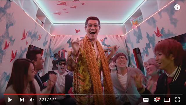 YouTube公式が2016年に流行った動画を総まとめ! 日本からはピコ太郎やRADIO FISHが登場しているよ★