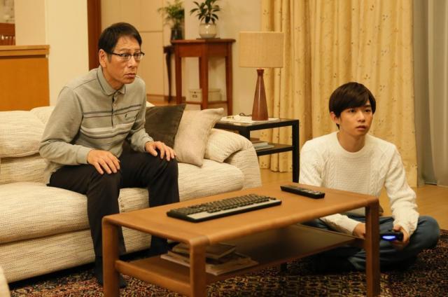 【新ドラマ】大杉蓮と千葉雄大が親子でネットゲーマーに! 実話をベースにした冒険と親孝行の物語がドラマ化されるよ
