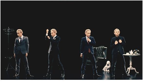 りゅうちぇるがスーツを着た結果…めちゃめちゃイケてる美男子が完成っ!!! 「イケちぇるダンス」も信じられないぐらいカッコイイ!!!