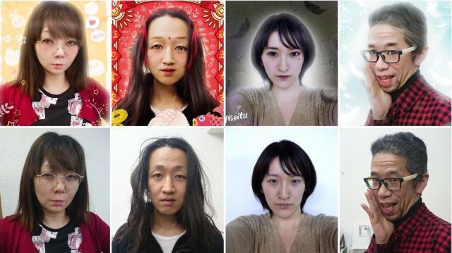 「すっぴん」「おっさん」誰でも美少女アニメキャラみたいになれちゃうアプリ「Meitu」がすごい…けど危険なの!?