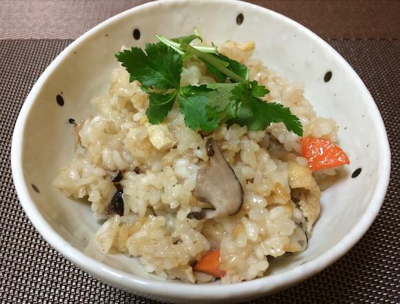 【簡単レシピ】切り餅とお米を一緒に炊くと「おこわ」が作れちゃう! 冷めてもモッチモチな「切り餅入りおこわ」はいかが?