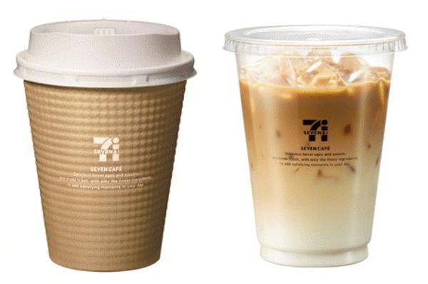【お待たせっ】セブンカフェに「カフェラテ」がついに仲間入り! 新型マシンで専用ミルクを抽出し、豆の量もラテ仕様に