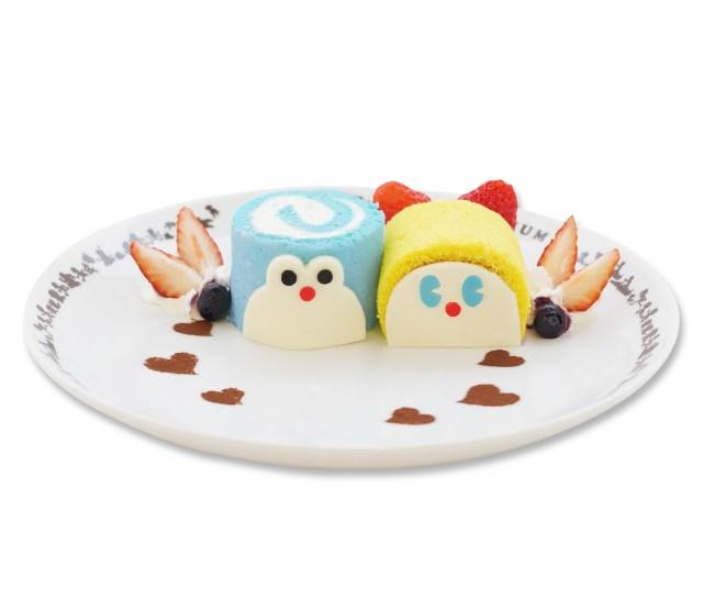 【期間限定】ドラえもんとドラミちゃんがロールケーキに! 藤子・F・不二雄ミュージアム恒例の「スイーツフェア 」が今年も開催されるよ