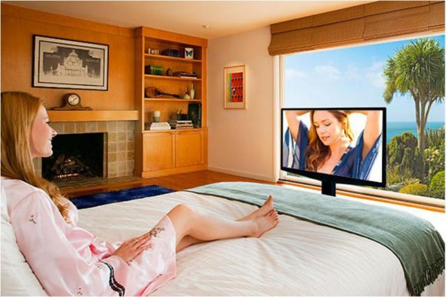 【じわじわ出てくる】ベッドの下に液晶テレビを収納しておけるマシンが超便利♪ お値段たったの85万円です!!