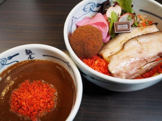 今年も「ガーナ×麺屋武蔵」チョコ麺の季節がやってきた! 2017年はフォアグラが味の決め手です☆