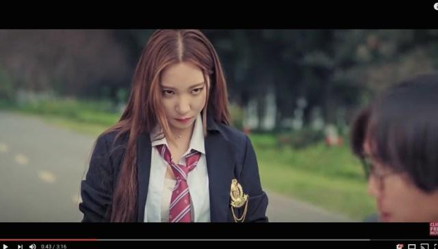 ざわちん主演の中国映画の予告編がいろいろヤバすぎる! うっかり下着が見える、バットを振り回す、そしてセリフは日本語メイン!?