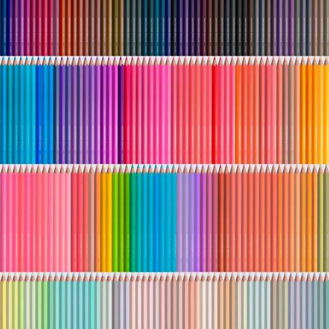 大人気の「500色の色えんぴつ」第4弾のテーマが素敵すぎる / 「この世に存在するすべての幸せ」を色で表現したんだって!