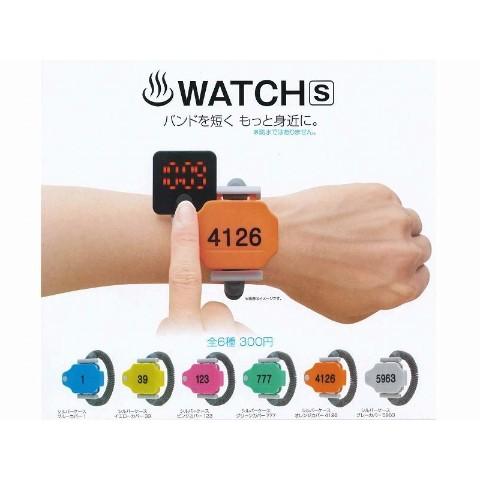 あ、これ見たことある! 温泉や銭湯によくある「コインロッカーの鍵」が腕時計になったよ!