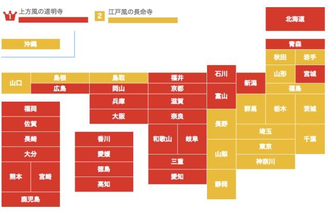 さくら餅は東西で好みが分かれる…と、思いきや意外な結果に!! あなたは 関東風の「長命寺」と関西風の「道明寺」どちらが好き?