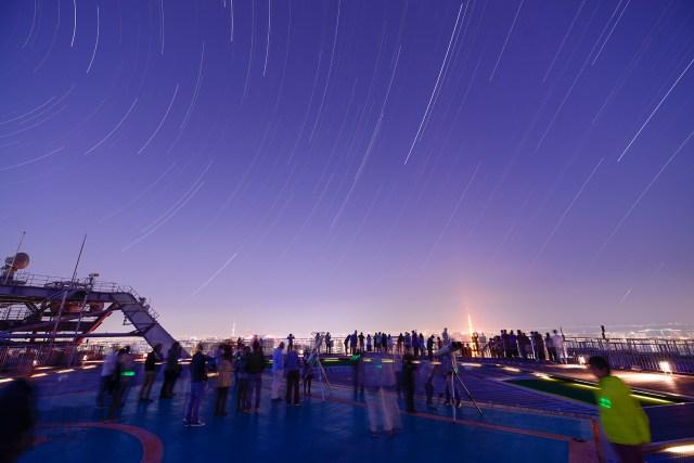 【ロマンチック】4月8日に六本木ヒルズで「木星衝観望会」を初開催! 太陽と木星が正反対の位置に来る「木星の衝」を観に行こう☆