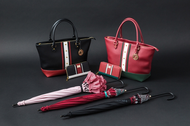 「少女革命ウテナ」のバッグやお財布が登場したのをご存じかしら? デュエリストじゃなくてもエンゲージしたくなるかわいさです!