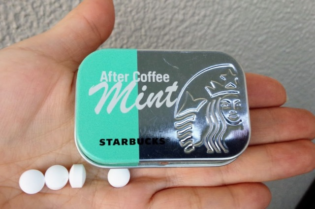 【スタバ】売れすぎて入手困難に…!「アフターコーヒーミント」は思わずパケ買いしちゃう可愛さなのです☆