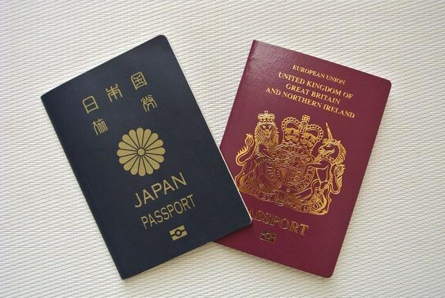 世界でいちばん「強力な」パスポートってどこの国のもの? 気になる日本は第◯位です