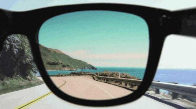 いつもの景色がノスタルジックに変わる…カメラのフィルターのような役割を果たすサングラスが登場!!