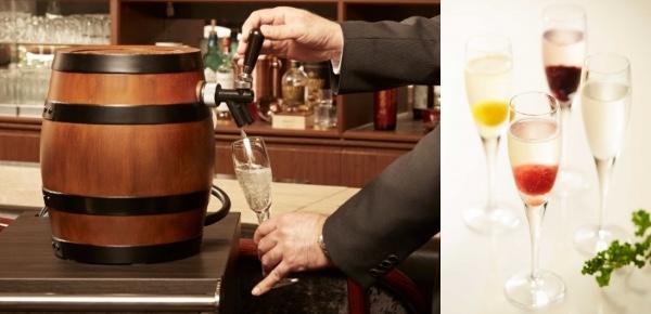 酒飲み女子歓喜♡ 東急REIホテルで「2時間1500円でスパークリングワイン飲み放題」開催中! フルーツアイス入りのカクテルも楽しめるよ