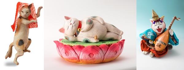 【撮影OK】目黒雅叙園でニャンコをフィーチャーしたアート展を開催中! 文化財「百段階段」に1000点の猫作品が集います