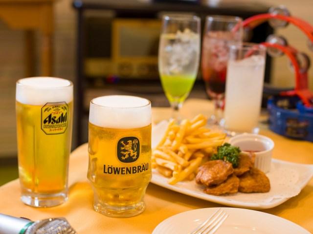 やだ天国…ホテルのカラオケが最高の予感♪ ビール飲み比べやグルメを堪能できます / オリエンタルホテル 東京ベイ