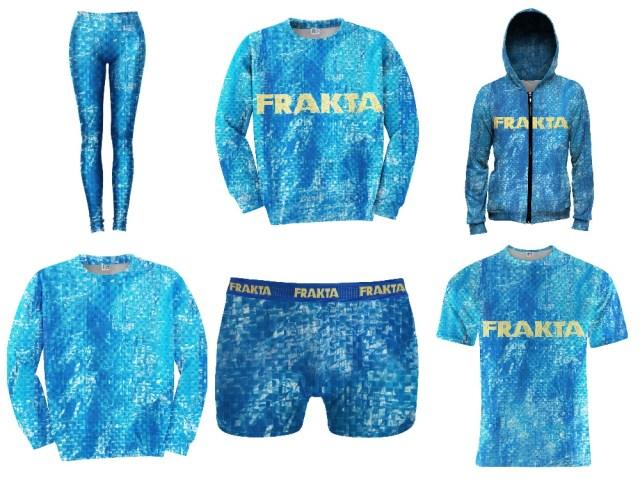 【IKEA公認】IKEAの青いバッグそっくりのトレーナーやパーカーが発売されたよ★ シャカシャカ素材なのかな…?