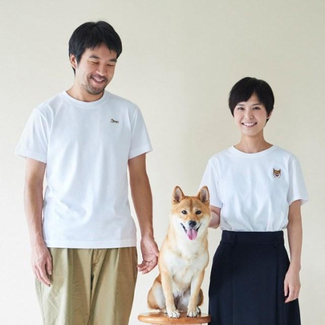 笑顔の柴犬にデレデレしちゃう♡ 柴犬グッズブランド「シベ ジャパン」のTシャツがめちゃんこ可愛いですっ