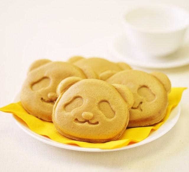 上野限定「パンダ焼き」に夏メニュー「ほろにが抹茶」が登場っ! 赤ちゃんパンダも誕生したことだし…食べとこ☆