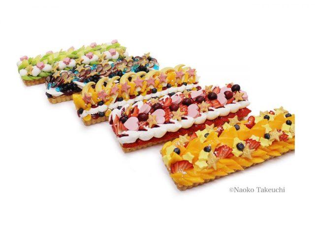 カフェコムサに「セーラームーン」コラボのケーキセットが登場っ☆ 各戦士のテーマカラーに染まったケーキ&ドリンクがきゃわわ♪