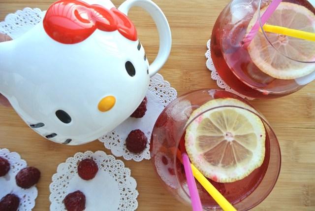 甘酸っぱくて超キュート☆ 夏にぴったりのカクテル「ハロー・キティー」を作ってみましょうっ