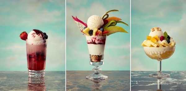 【瞬殺で惚れる】ハーゲンダッツとフルーツの饗宴…ハーゲンダッツのアイスを使った贅沢スイーツを味わえるカフェが期間限定でオープン♪