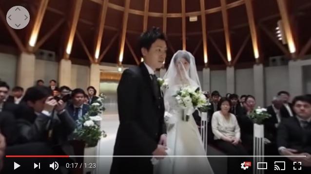 【未来キタ】一瞬で自分たちの結婚式会場にタイムスリップ / VRを使ったウェディングプランが登場したってよ