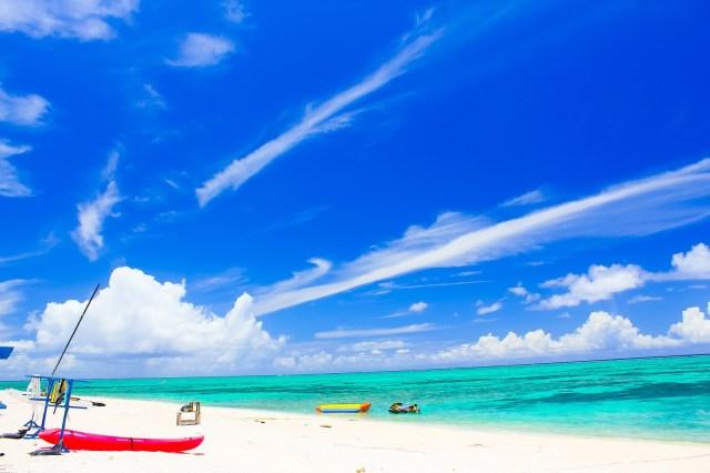 【知っ得】海デートで好感度をあげるには「水着になることを少し恥ずかしがる」がいいみたいだよ!
