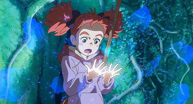 限りなくジブリ作品に近いけど…話題作『メアリと魔女の花』は宮崎駿の魂を継承する魔法ファンタジーです【最新シネマ批評】
