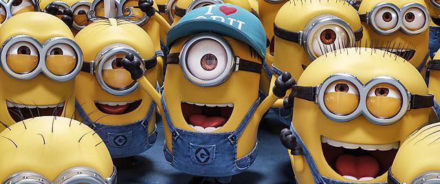 最新映画『怪盗グルーのミニオン大脱走』でミニオンたちが大暴れ! 映画史上最強のバナナキャラにキュン!!【最新シネマ批評】