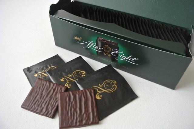 イギリスが誇る元祖ミントチョコ「アフターエイト」 チョコミント嫌いが治るほど洗練されたお味です