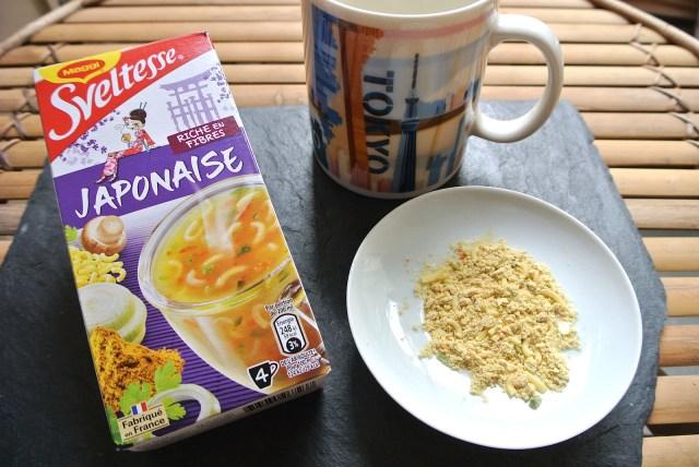 怪しすぎる日本食!? 「ジャポネーズ」というスープを海外で発見したので食べてみたら…なにひとつ日本じゃなかったよ☆ なにこれ?