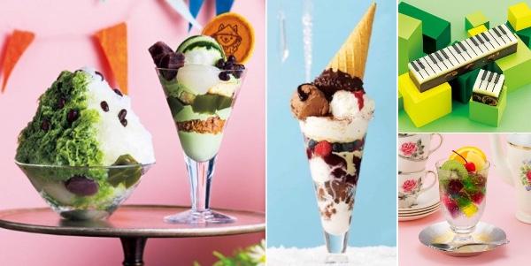 スイーツの名店60店が集まる「IKESEI 菓子博 」が池袋西武で開催されるよ♪  京都の「喫茶ソワレ」も初出展するんだって!!