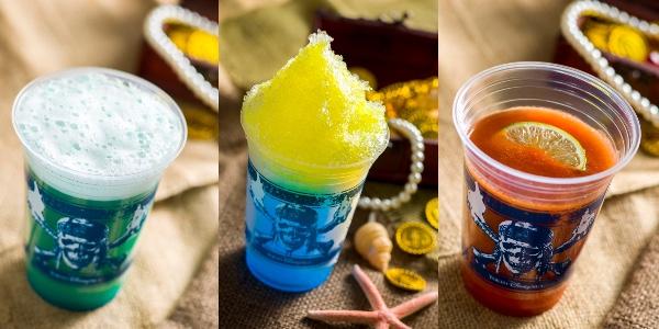 ディズニーシーがアルコールに本気だしすぎぃ★「ディズニー・パイレーツ・サマー」から登場した青いビアカクテルや真っ赤なテキーラカクテルが美味しそうです