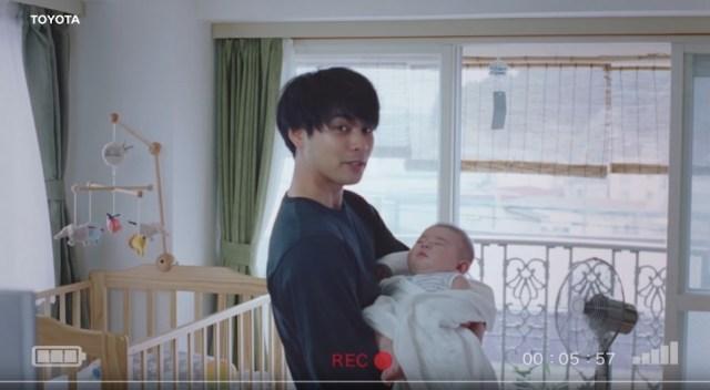 柳楽優弥がパパ役で出演するCM動画に大絶賛の声「完全に父の顔。優しい声。泣いちゃう」「ちょうど小1の息子がいてドンズバ過ぎて涙出た」