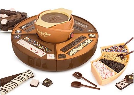 【リア充アイテム】タコパに飽きた人必見! みんなでわいわいしながらチョコバーが作れちゃう「オールインワン・キャンディメイカー」が激アツです