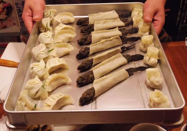 【衝撃】佐賀の餃子はまるでシンゴジラ!? 佐賀県の珍魚ムツゴロウやワラスボを餃子で食べられる「珍魚苑」に行ってきた