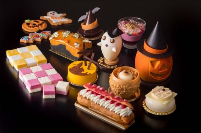 おばけのチョコに目玉のケーキ…! ホラーで贅沢なハロウィンスイーツがキャピトルホテルに登場するよ♪