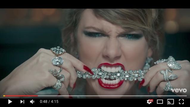テイラー・スウィフト新曲MVが意味深すぎる! 2009年に揉めたカニエ・ウェストへの復讐ソングらしいけど…