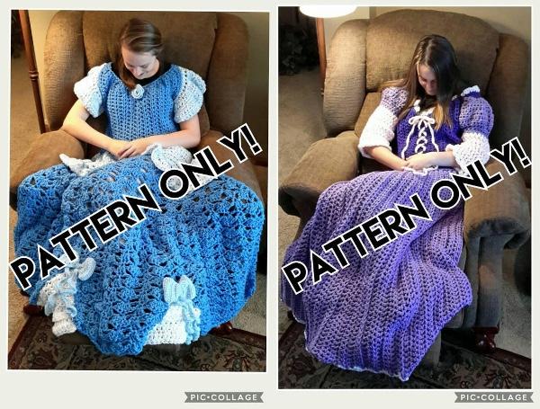 ベルにシンデレラ、ラプンツェル…かぎ針編みで自分で作るディズニープリンセス風ブランケット